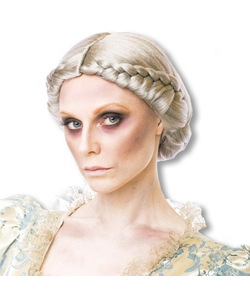 Silver Victorian Beauty