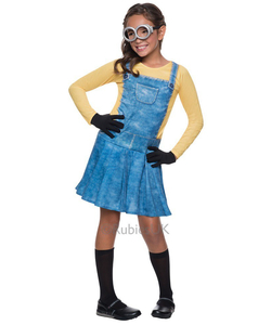 kids female minion