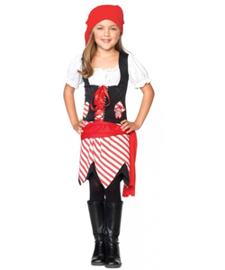 Petite Pirate costume - Kids