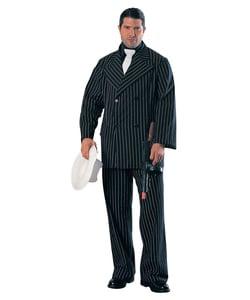 Gangster Fancy Dress Costume