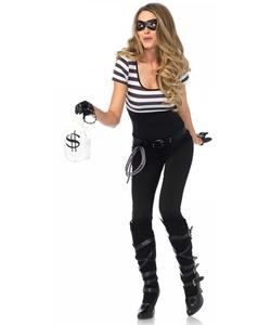bank robbin' bandit costume