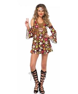Starflower Hippie Costume