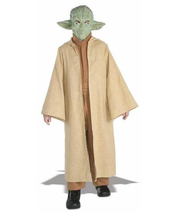 Deluxe Yoda Costume - Childs