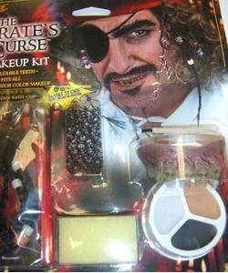 The Pirate's Makeup Kit