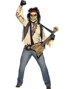 zombie rocker costume