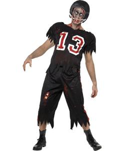 American Footballer zombie costume