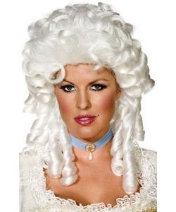 baroque wig